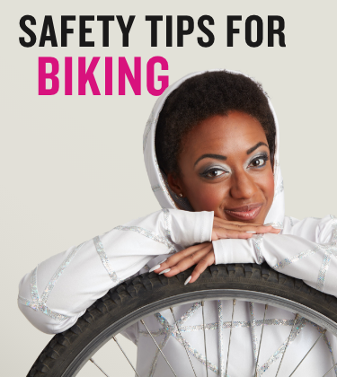 Safety Tips for Biking