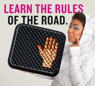 Learn the Rules of the Road
