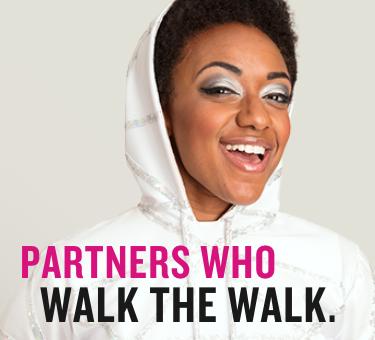 Partners Who Walk the Walk